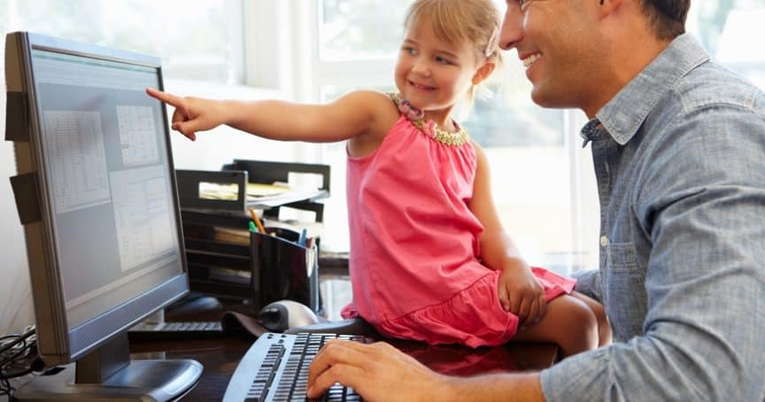4 Things to do on Take Your Son or Daughter to Work Day