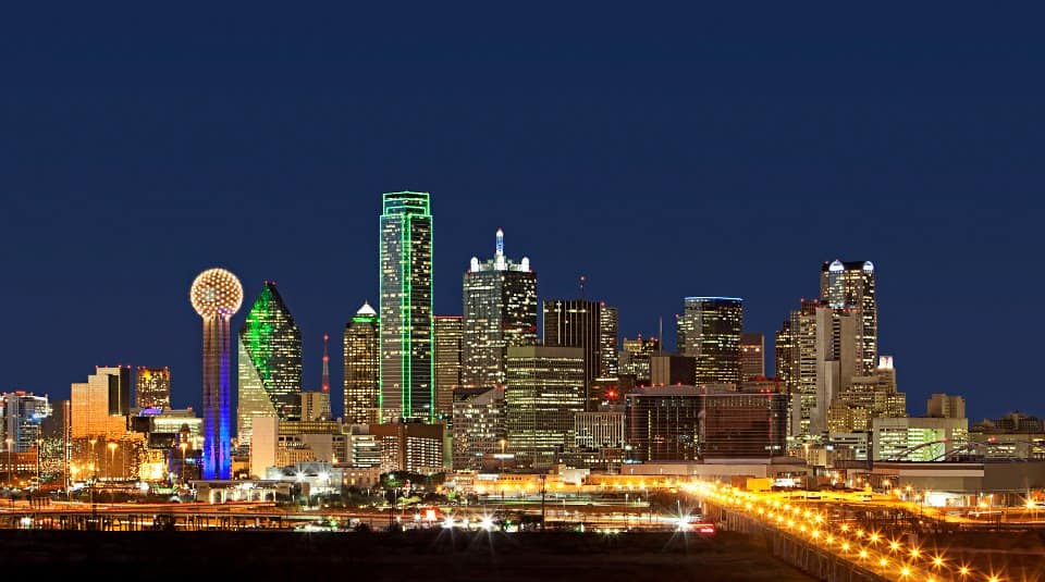 Dallas skyline, Dallas Interpreter Services