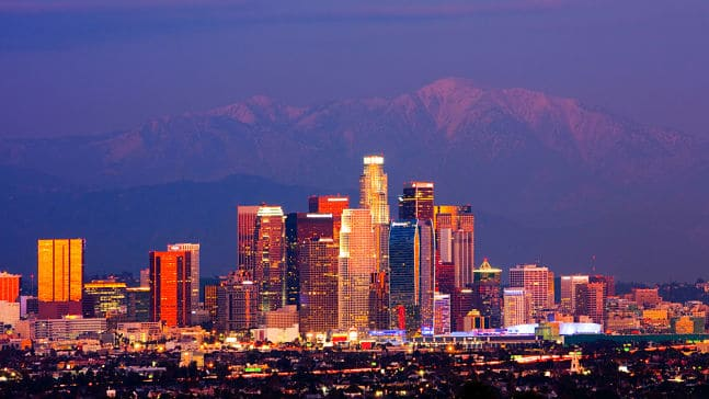 Skyline of Los Angeles, Los Angeles Interpreter Services