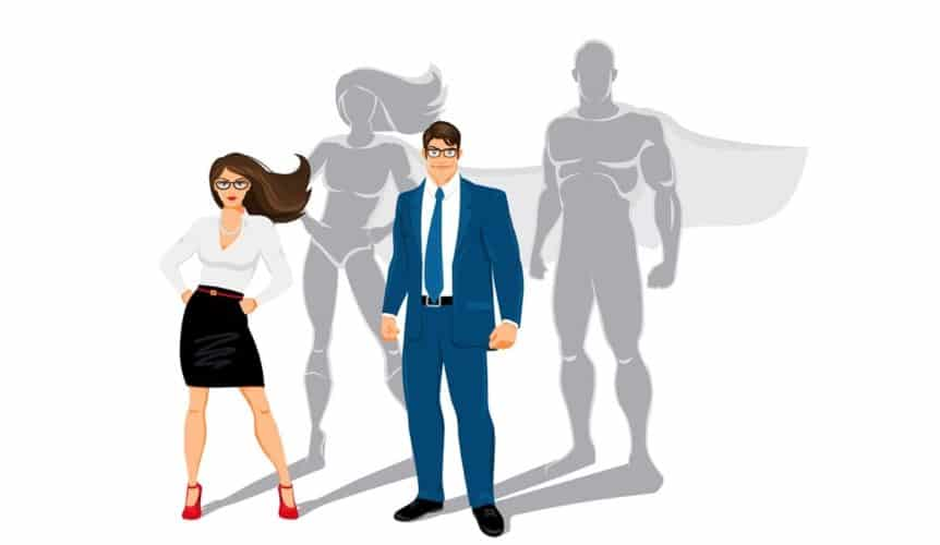 Cómo ser un Superhéroe Administrativo