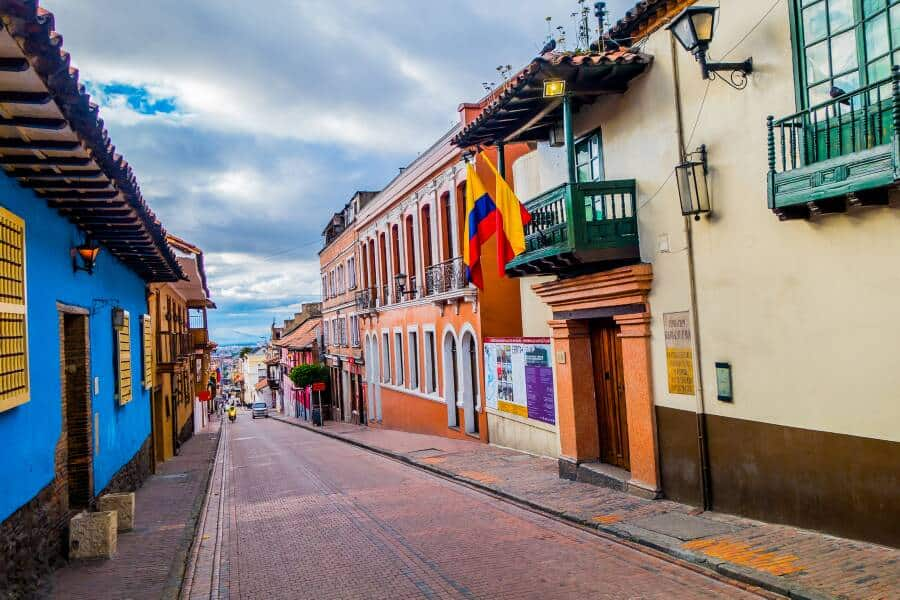Colorful streets of Bogota, Bogota Interpreter Services
