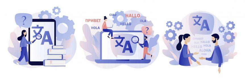 Difference between translation and interpretation