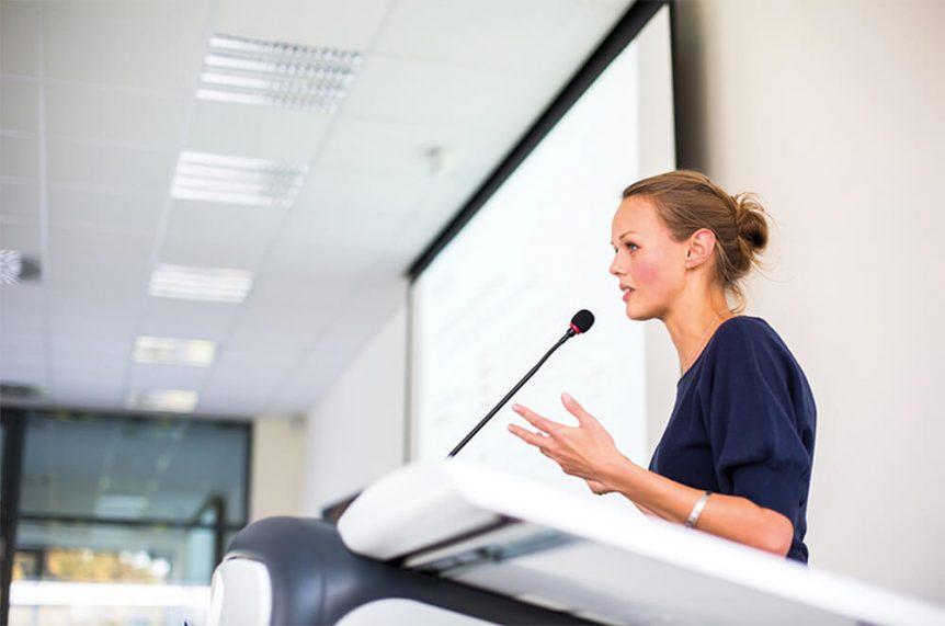 Speaking to Multilingual Audience